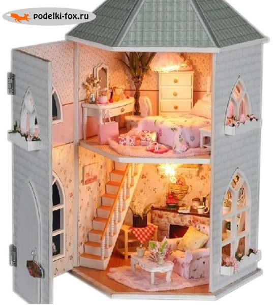 кукольный домик, кукольная миниатюра