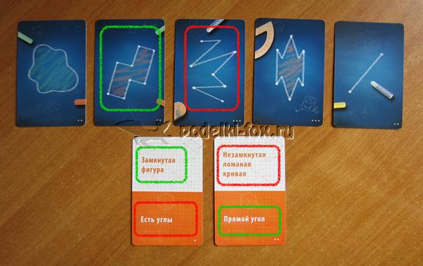 Настольная игра Геометрика