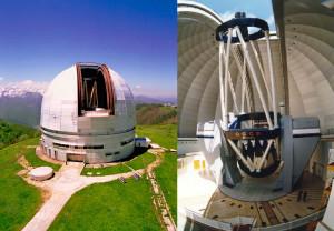 Большой зеркальный телескоп