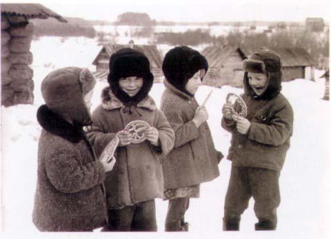Каргопольские тетеры